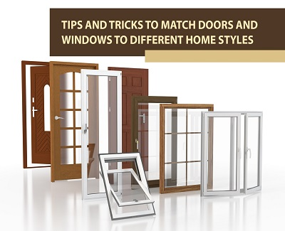 Tips and tricks to match doors and windows to different home styles kravelv - Types doors consider home ...