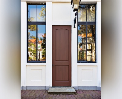 does your door match your house1