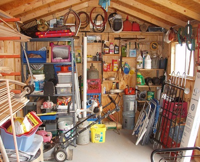 Maximizing the Storage Capacity of Your Garden Shed 2