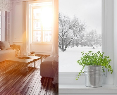 summer and winter comfort with windows3