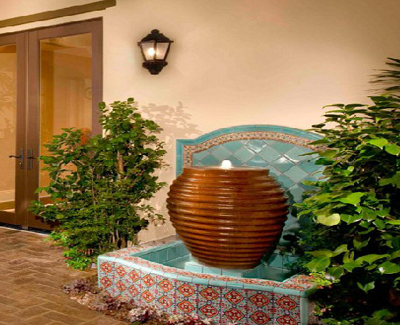 10 Ways to Make Your Home More Peaceful - water elements
