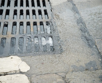 Blocked stormwater experts