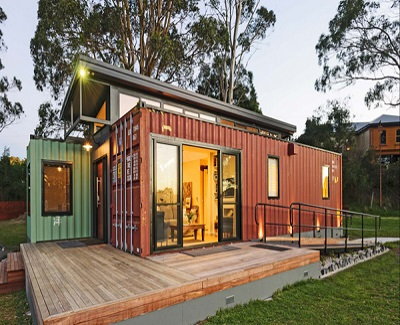 Prepping Up a Shipping Container Home1