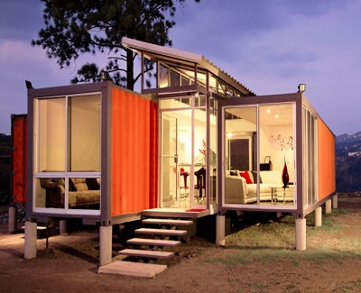 Prepping Up a Shipping Container Home2
