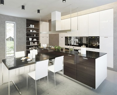 How Caesarstone Benchtops Give Your Kitchen A Stylish And