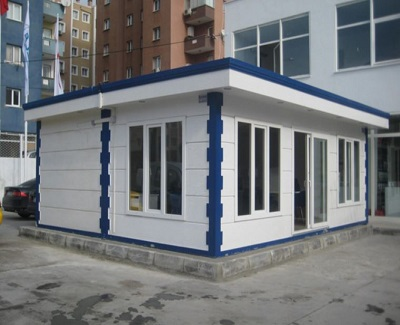shipping containers - office