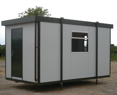 shipping containers - portable homes