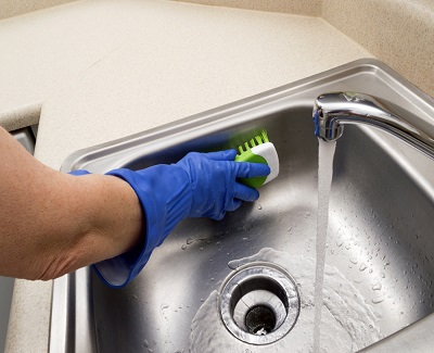 House cleaning tips - Block drain Cleaning