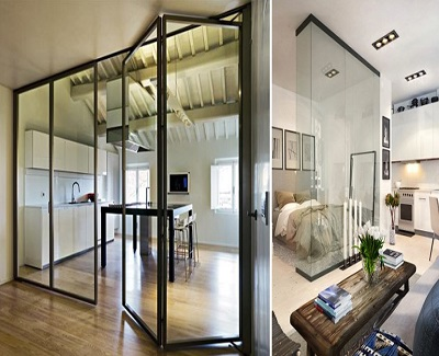 Spatial Perception Using Stunning Glass Walls and Floors