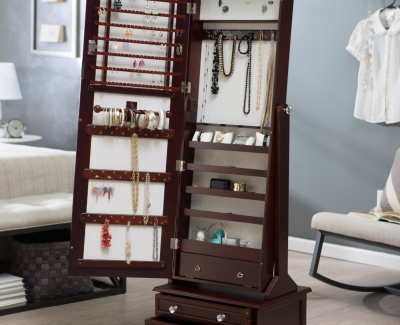 Standing-Jewelry-Armoire-Furniture