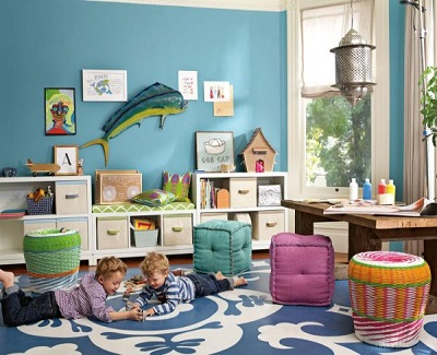 Do's and don't of decorating your kid's room