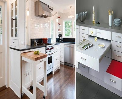 emerging kitchen designs - Worktop Solution