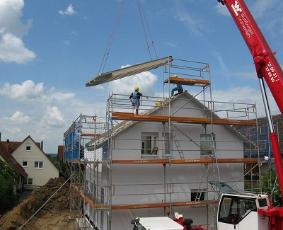 working with Project Home builders1