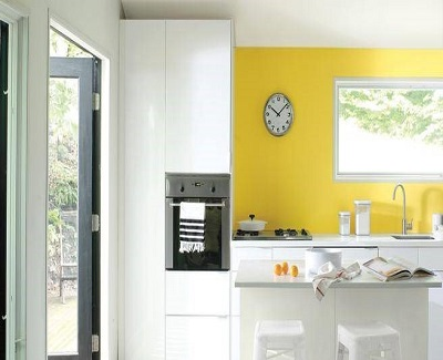 7 Tricks In Making A Standard White Kitchen Less Boring3
