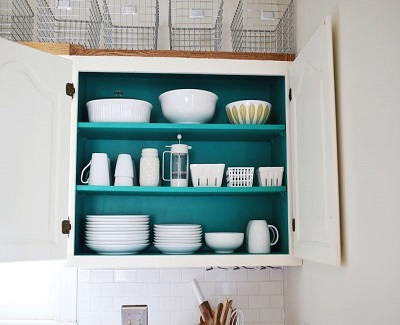 7 Tricks In Making A Standard White Kitchen Less Boring4
