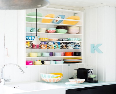 7 Tricks In Making A Standard White Kitchen Less Boring5