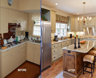 Five Easy Steps to Remodel Your Kitchen Cabinet2