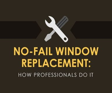 No-fail Window Replacement