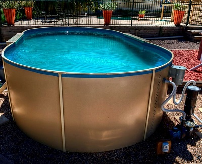 Top reasons to choose above ground pools installation for Above ground pool installation