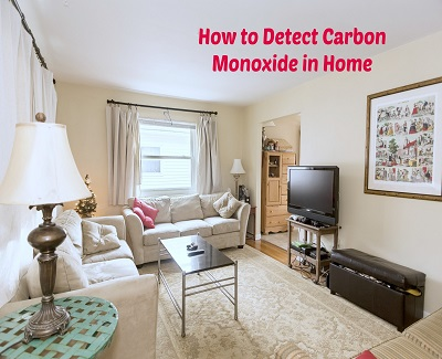 How to Detect Carbon Monoxide in Home