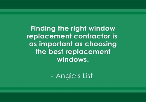Important questions to ask your window and door for Window replacement contractor