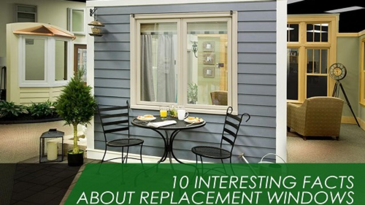 10 Interesting Facts About Replacement Windows And Energy Efficiency Kravelv