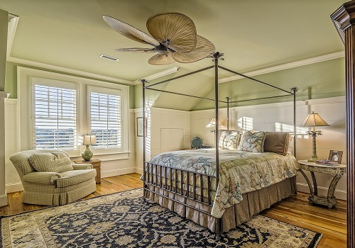 bedroom decorating on a
