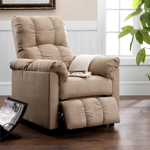 recliners for small spaces - dorel living