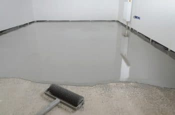 liquid screed