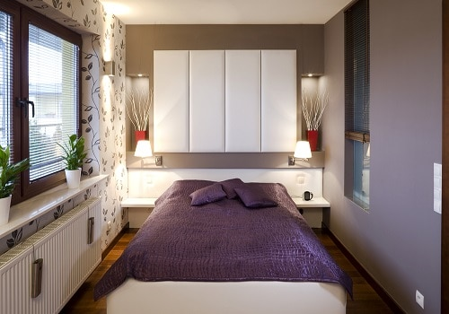 8 Tips for Decorating a Small Bedroom - Kravelv on Bed Ideas For Small Rooms  id=82613