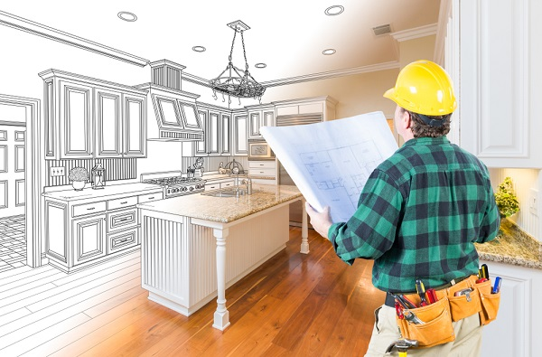different types of kitchen layout