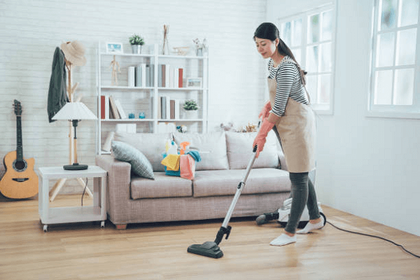 15 minutes cleaning habit