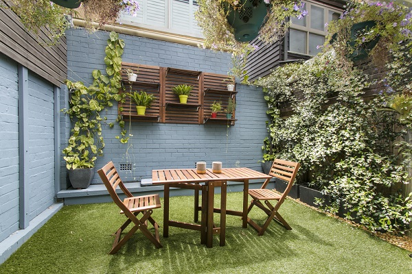 Small Outdoor Spaces Ideas 1