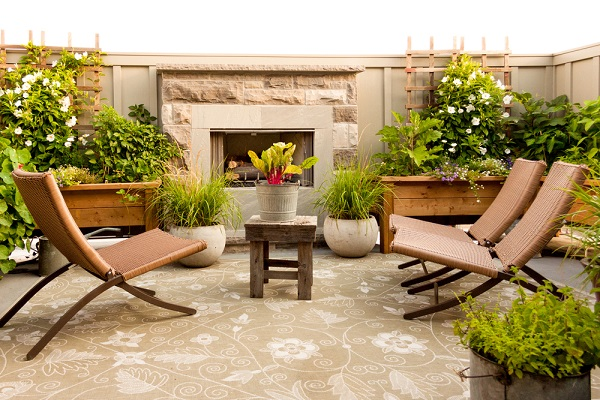 Small Outdoor Spaces Ideas