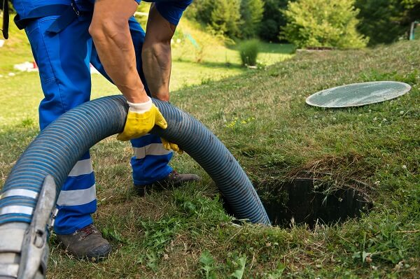 how to maintain septic system