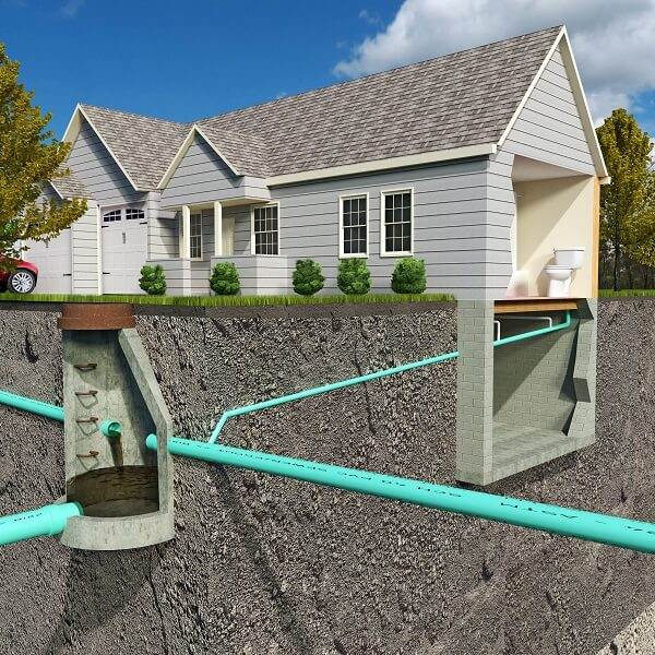 how to properly maintain septic system