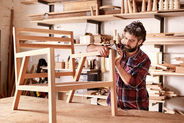 woodworking ideas for apartments