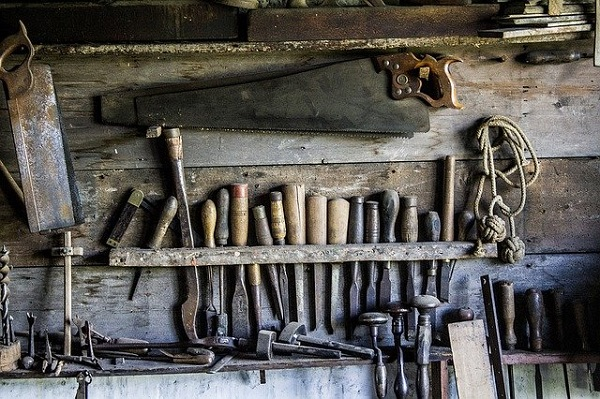 dirty tools