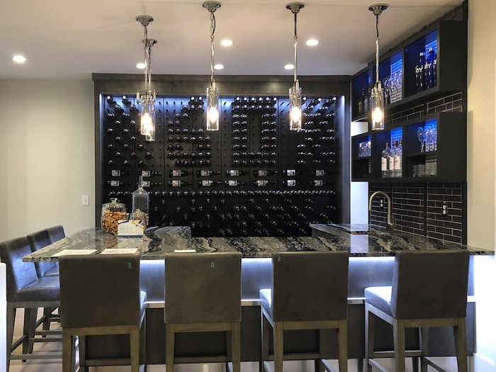 ways to upgrade your home bar