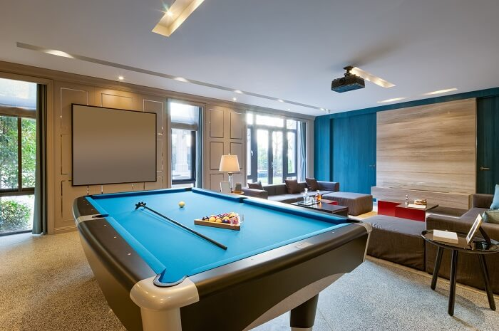 Ideas To Create A Lively Game Room
