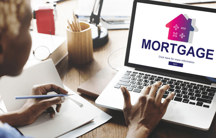 receiving mortgage first time